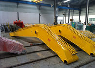 High Performance Excavator Telescopic Boom 15-32 Meters Different Material Optional